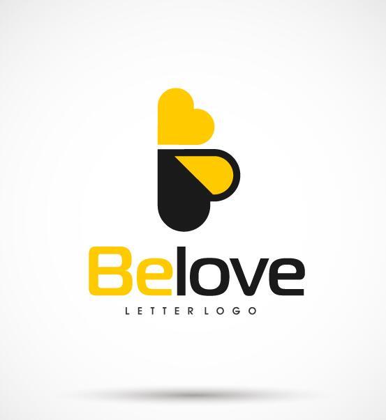logo amour de l'abeille
