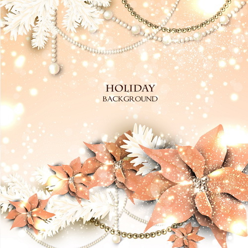 Vacances beige Noel