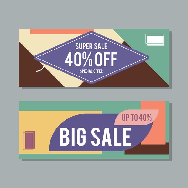 vendita grande banner