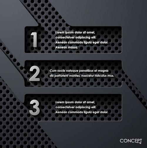 Svart Metall infographic