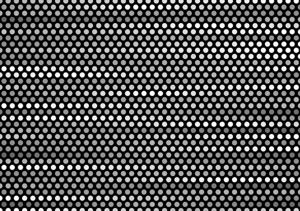 noir gris Cercles