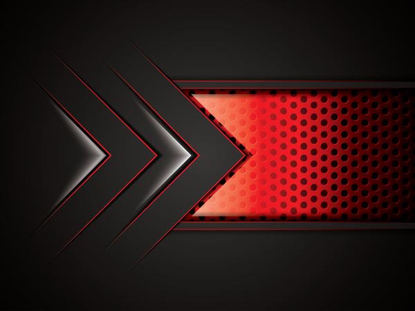 rosso Nero Metallo