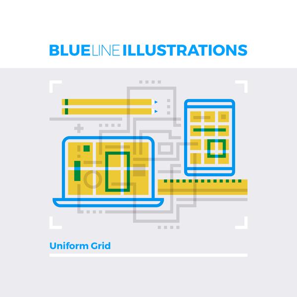 linea business blue