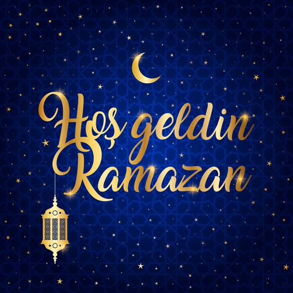 ramazan blå