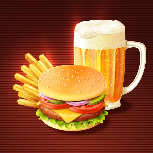 burger Bière