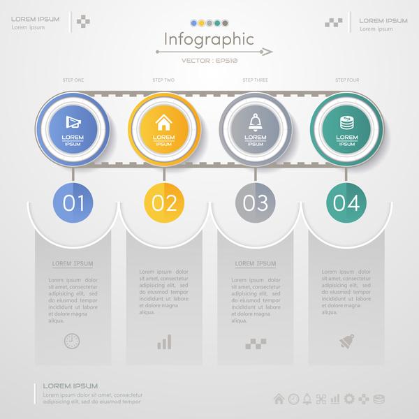 Infografik creative business
