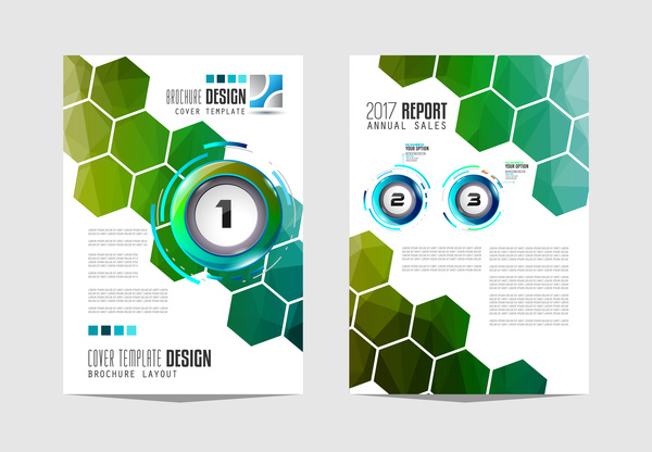 flyer copertura business brochure