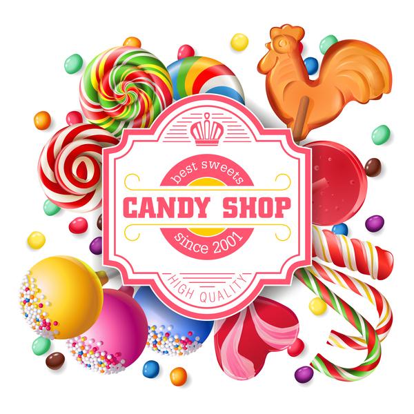 shop Karte candy