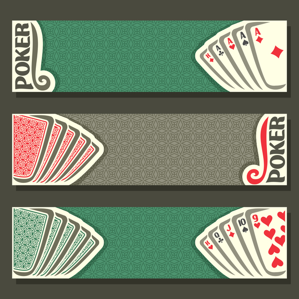 、バナー、カジノ