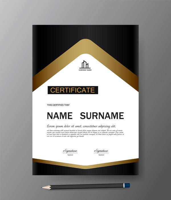 omslag certifikat