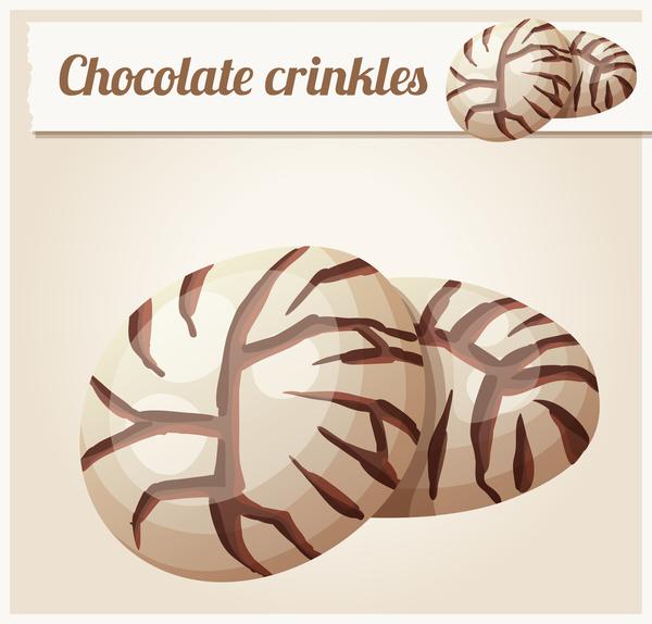 kakor choklad