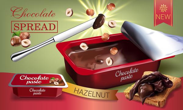 poster pasta cioccolato
