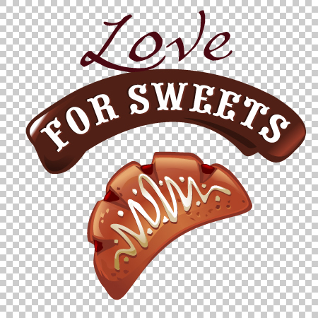 、チョコレート、デザート、甘い、ラベル
