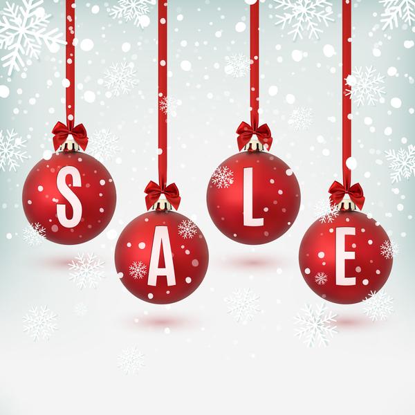 vente gros boules Noël