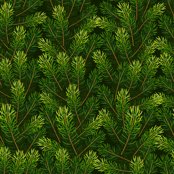 sapin sans soudure patrón Noel branches