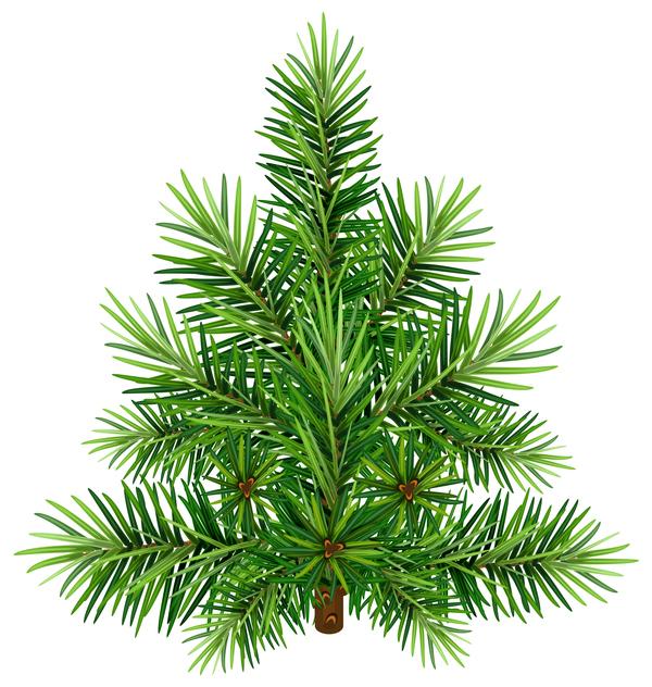 jul Gren fir-tree