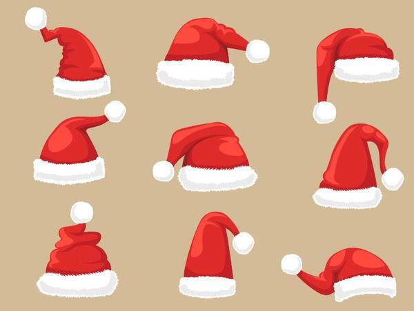 Weihnachten hut