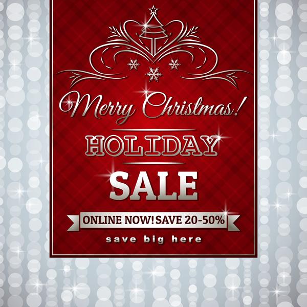 vendita rosso vacanza sconto Natale