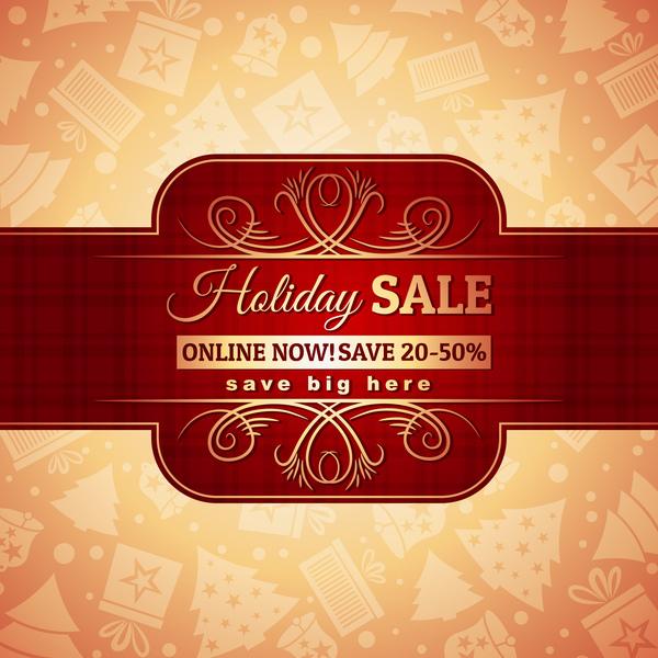 、クリスマス、割引、休日、赤の販売