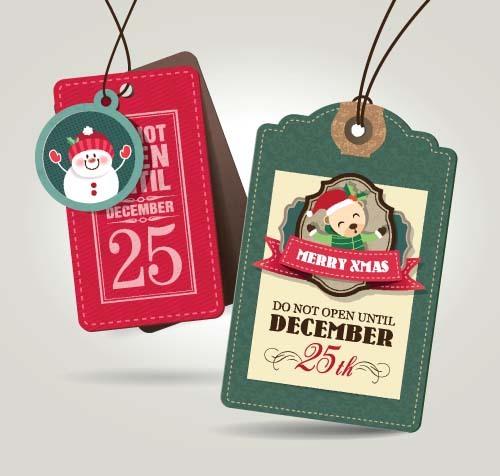 販売 タグ クリスマス