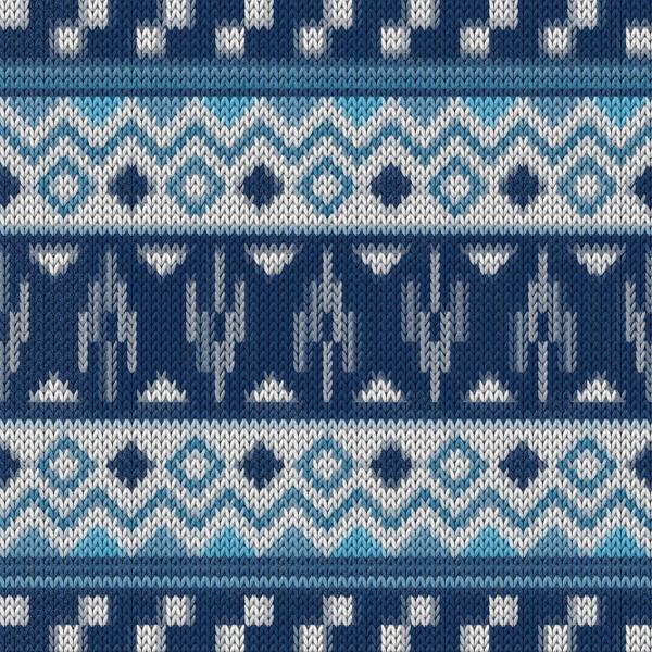 seamless pattern Natale maglione