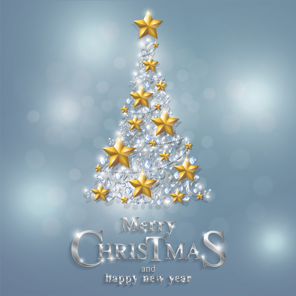 Natale gioielli decorazione albero