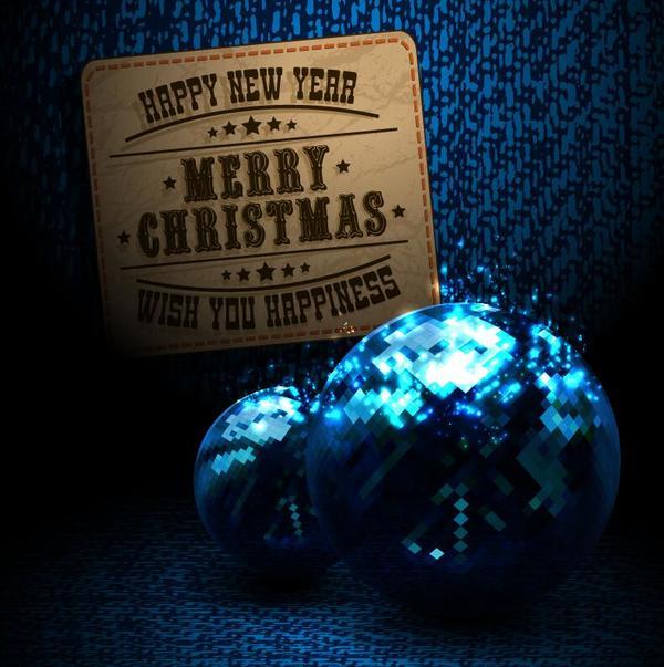 Weihnachten Stoff Neu Jahr