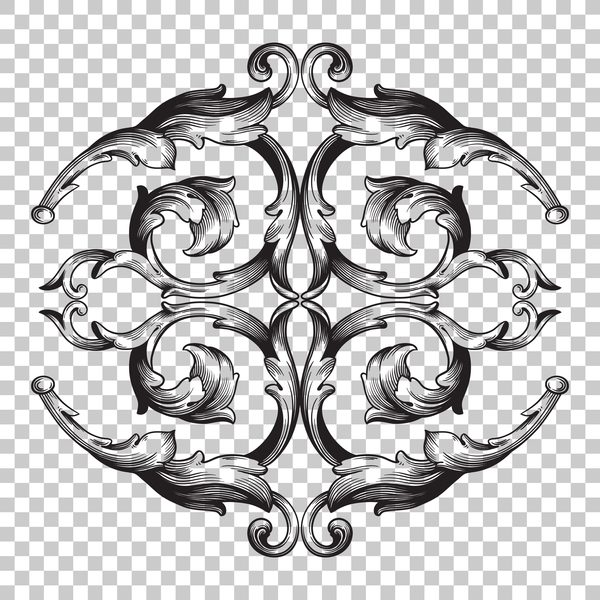 ornament frame classical