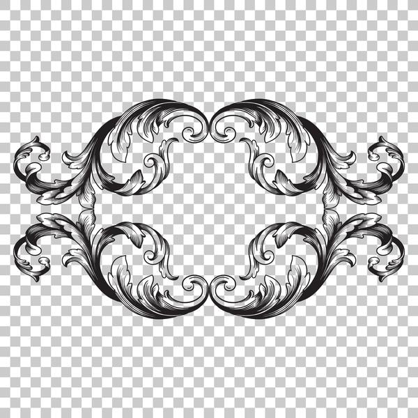 ornament frame classical