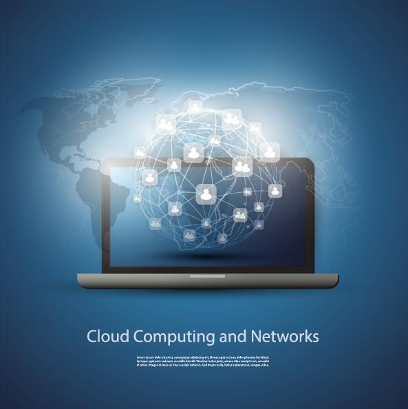 rete nube computer business