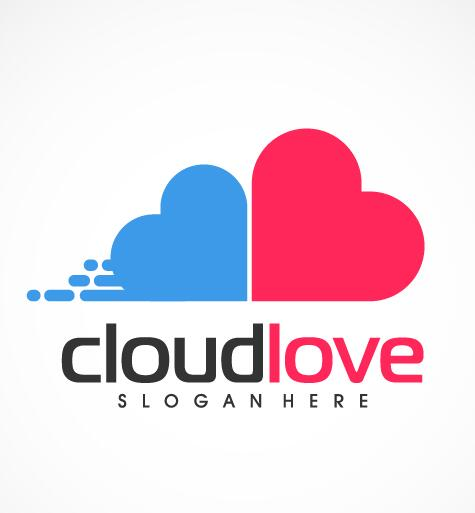 logo amore di cloud