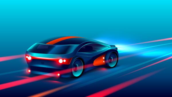 sport concept auto