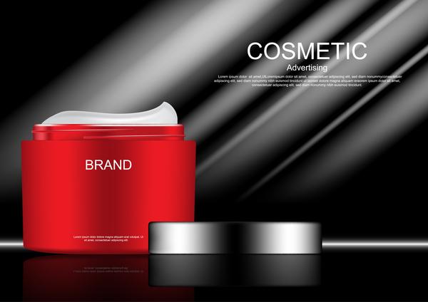 kosmetiska advertsing