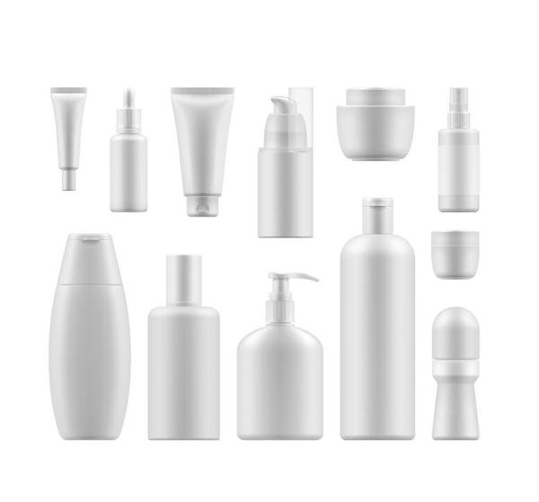 cosmetic bottles backage