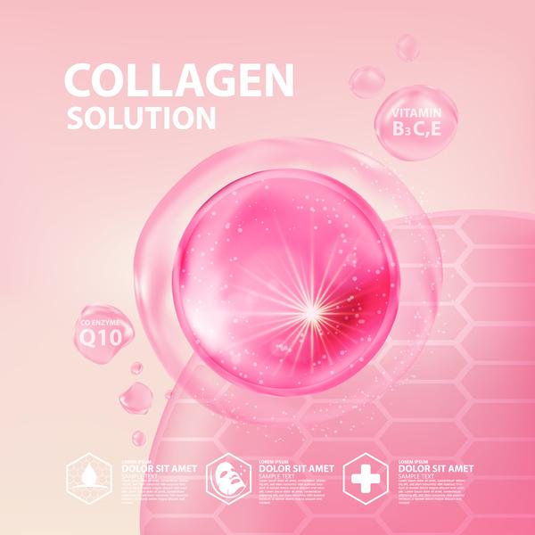 soluzione Pubblicità poste cosmetico collagène