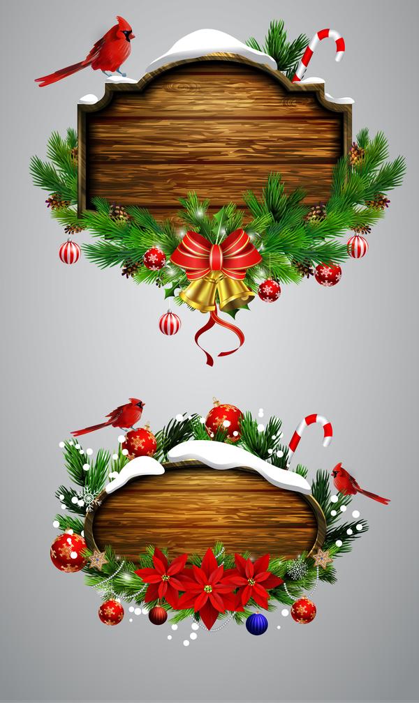 Weihnachten Rahmen kreativen Holz