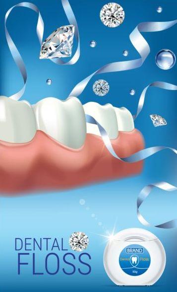 tandtråd reklam Dental creative