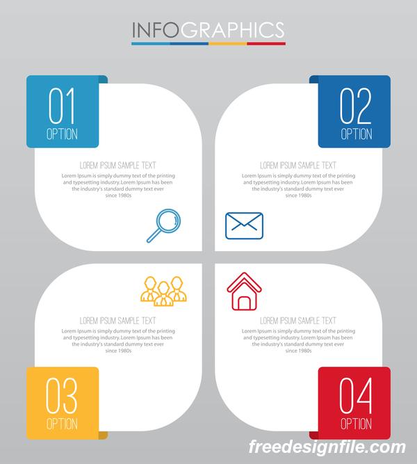 infographic etiketter creative
