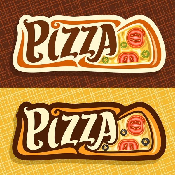 pizza créative bannières
