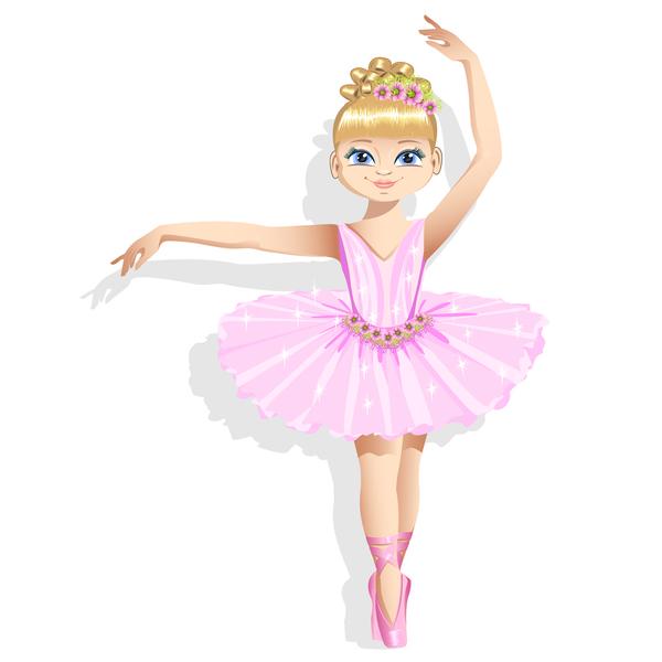 ピンク バレリーナ チュチュ かわいい