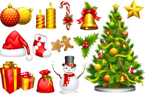 Weihnachten Niedlich dekorative