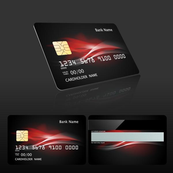 styles dark card bank
