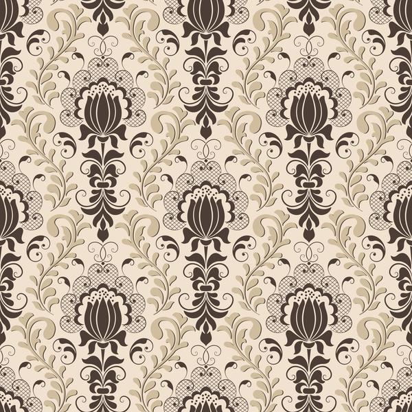sans soudure motif décoratifs Damas