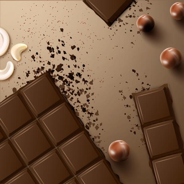 läckra choklad