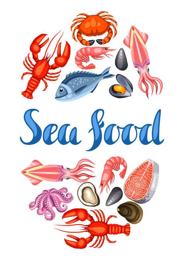 seafood different