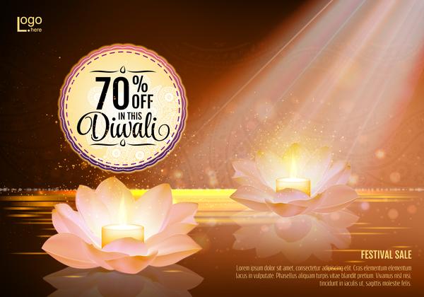 vendita sconto festival Diwali