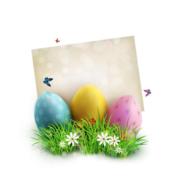 uovo Pasqua bianco