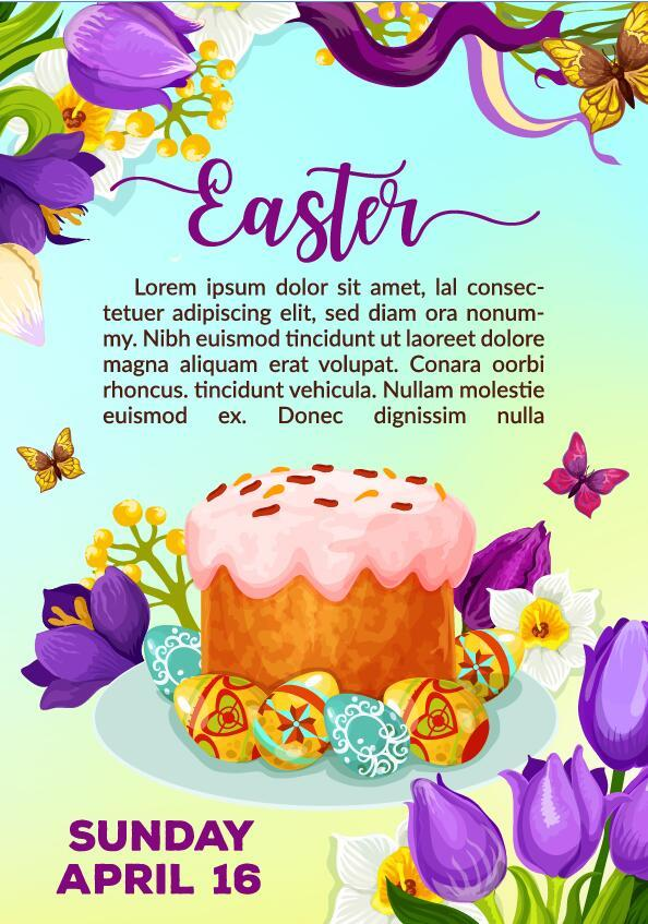poster Ostern