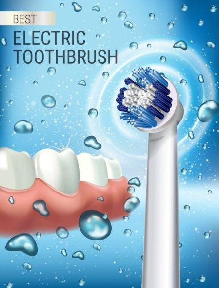 toothbrush electric advertising