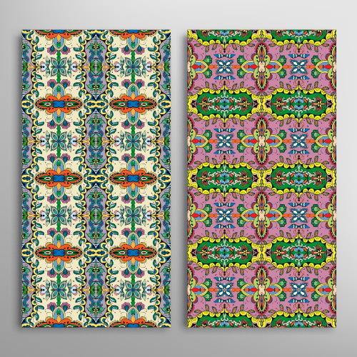 nahtlose Muster Ethnisch dekorative